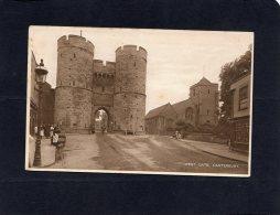 54101    Regno  Unito,  West Gate,  Canterbury,  VG 1928 - Canterbury