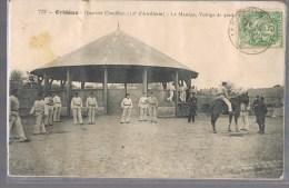 ORLEANS . Quartier Chatillon ( 12 ° D'Artillerie ) -- Le Manège , Voltige De Pied . Etat . - Orleans