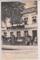 """Gruss Aus Dem Restaurant """"Zum Prinzen Heinrich"""" - Brandenburg"""