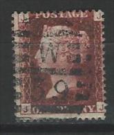 GB SG 43/44, Mi 16 Plate 219 Used - 1840-1901 (Victoria)