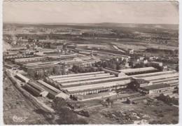 Montbéliard - Sochaux. Vue Aérienne - Les Usines Peugeot. - Montbéliard
