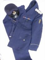 TRES BEL UNIFORME ARMEE AIR BELGIQUE Années 1980   à Voir !!!!!!!!! - Uniformen