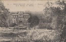 VIEUX  MOLHAIN   HAMEAU DE LA BUCHERE   LE CHATEAU - France