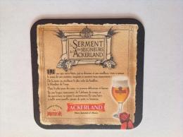 Sous Bock Bière Ackerland - Sous-bocks