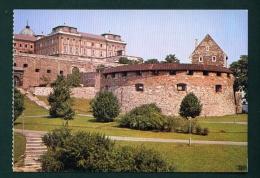 HUNGARY  -  Budapest  Buda Castle  Unused Postcard As Scan - Hungary