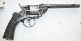rare revolver Fagard ( 30cm ) en 9 mm ? entre 1856-1858