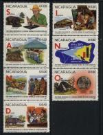 Nicaragua MNH  Michel A-G 2180  SANDINO - Nicaragua