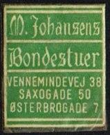 M. Johansens Bondestuer 1 øre.  (Michel: ) - JF163919 - Danemark
