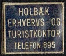 HOLBÆK ERHVERVS- OG TURISTKONTOR 1 øre.  (Michel: ) - JF163944 - Danemark