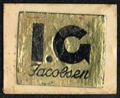 I. C Jacobsen. 1 øre.  (Michel: ) - JF163923 - Non Classés