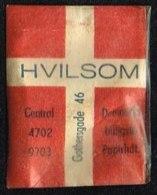 HVILSOM Danmarks Billigste Papirhandel. 1 øre.  (Michel: ) - JF163955 - Danemark