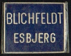 BLICHFELDT ESBJERG 1 øre.  (Michel: ) - JF163963 - Danemark