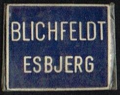 BLICHFELDT ESBJERG 1 øre.  (Michel: ) - JF163963 - Non Classés