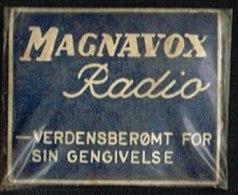 MAGNAVOX Radio 1 øre.  (Michel: ) - JF163959 - Danemark