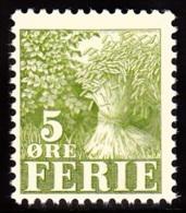 FERIE. 5 øre Green. (Michel: ) - JF112093 - Non Classés