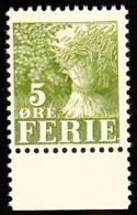 FERIE. 5 øre Green. (Michel: ) - JF112092 - Non Classés