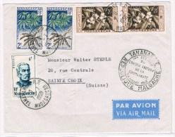 T6. Tananarive 7-8 8.1959. Conseil executif de la communaut�. TP= le Manioc + le Caf�.