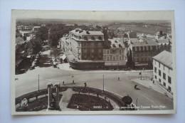 12 -cpsm Petit Format  RODEZ - Vue Panoramique Sur L'avenue VICTOR HUGO - Rodez