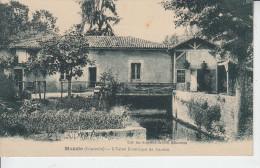 MANSLE ( Charente ) - Usine électrique De Baudan   PRIX FIXE - Industrie