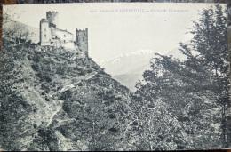 France, Environs D'Albertville, Ruines De Chantemerle - Albertville
