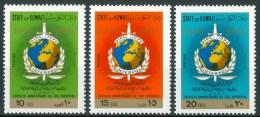 1973 Kuwait 50° Dell´Interpol Set MNH** B217 - Kuwait