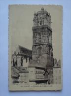 12 -RODEZ - Clocher De La Cathédrale - Rodez
