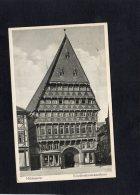 54137   Germania,   Hildesheim,  Knochenhaueramtshaus,  VG  1938 - Hildesheim