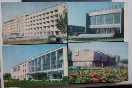 KAZAKHSTAN. Taraz / Jambul. 7 PCs Lot  1977 - Kasachstan