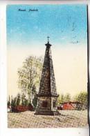 UKRAINE - KOWEL, Pomnik, 1916, Deutsche Feldpost - Ukraine