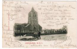 Kortemark, Cortemarck, De Kerk (pk20035) - Kortemark