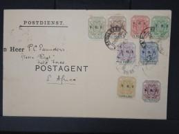 GRANDE BRETAGNE- TRANSVAAL-Enveloppe Pour Un Soldat  En 1900 Pas Courant LOT P5124 - Transvaal (1870-1909)