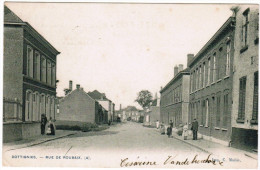 Dottignies, St Leger, Rue De Roubaix (pk20045) - Moeskroen