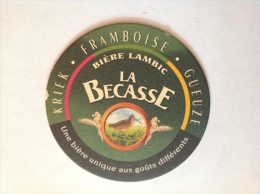 Sous Bock Bière La Becasse - Sous-bocks