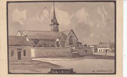 51 Marne, BRIMONT L'église, Illustrateur Schittenhelm, Voir Verso Cachets - Frankreich