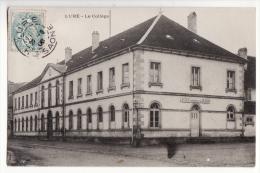 70  LURE   Le Collège - Lure