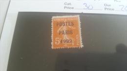 LOT 259107 TIMBRE DE FRANCE OBLITERE N�30 VALEUR 20 EUROS  DEPART A 1€