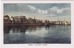 Cpa  TRIPOLI  Lungo Mare Bastioni - Libia