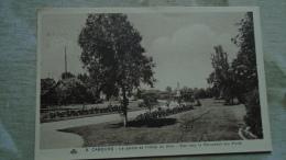 14   Cabourg - Le Jardin De L'hotel De Ville   D130350 - Cabourg