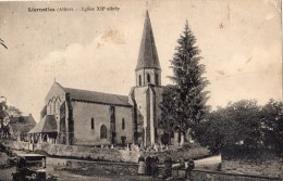 LIERNOLLES EGLISE 12 E SIECLE ANIMEE - Unclassified