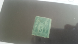 LOT 259173 TIMBRE DE FRANCE NEUF* N�75 VALEUR 45 EUROS  DEPART A 1€
