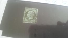 LOT 259174 TIMBRE DE FRANCE OBLITERE N�11 VALEUR 90 EUROS  DEPART A 1€