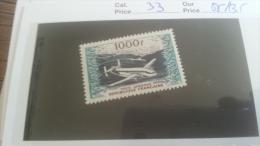 LOT 259194 TIMBRE DE FRANCE NEUF** N�33 VALEUR 135 EUROS DEPART A 1€