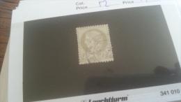 LOT 259201 TIMBRE DE FRANCE OBLITERE N�52 VALEUR 55 EUROS DEPART A 1€