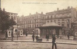 Saint Etienne Place Fourneyron - Saint Etienne