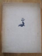 NL.- Boek - Woonschepen. Door W. Kuyper. Verzamelde Ontwerpen Met Foto's Van Interieurs, Losse Meubelen Enz. 6 Scans - Histoire