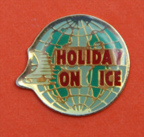 Pin´s - Holiday On Ice - Spectacle Sur Glace - Patinage - Patinage Artistique