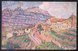 *Tarjeta Postal Sorpresa. A Beneficio De La Cruz Roja De Barcelona* Nue - Cruz Roja