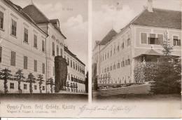 1903 - KOHFIDISCH , Gute Zustand, 2 Scans - Oberwart