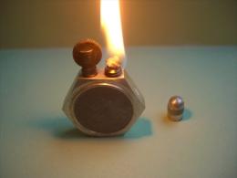 BRIQUET POILU WW1 TRENCH ART LIGHTER Feuerzeug ENCENDED ACCENDINO AANSTEKER  ЛЕГЧE - Aanstekers