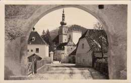 HEILIGENKREUZ (NÖ), Gel.1932 Von Heiligenkreuz Nach Wien - Heiligenkreuz